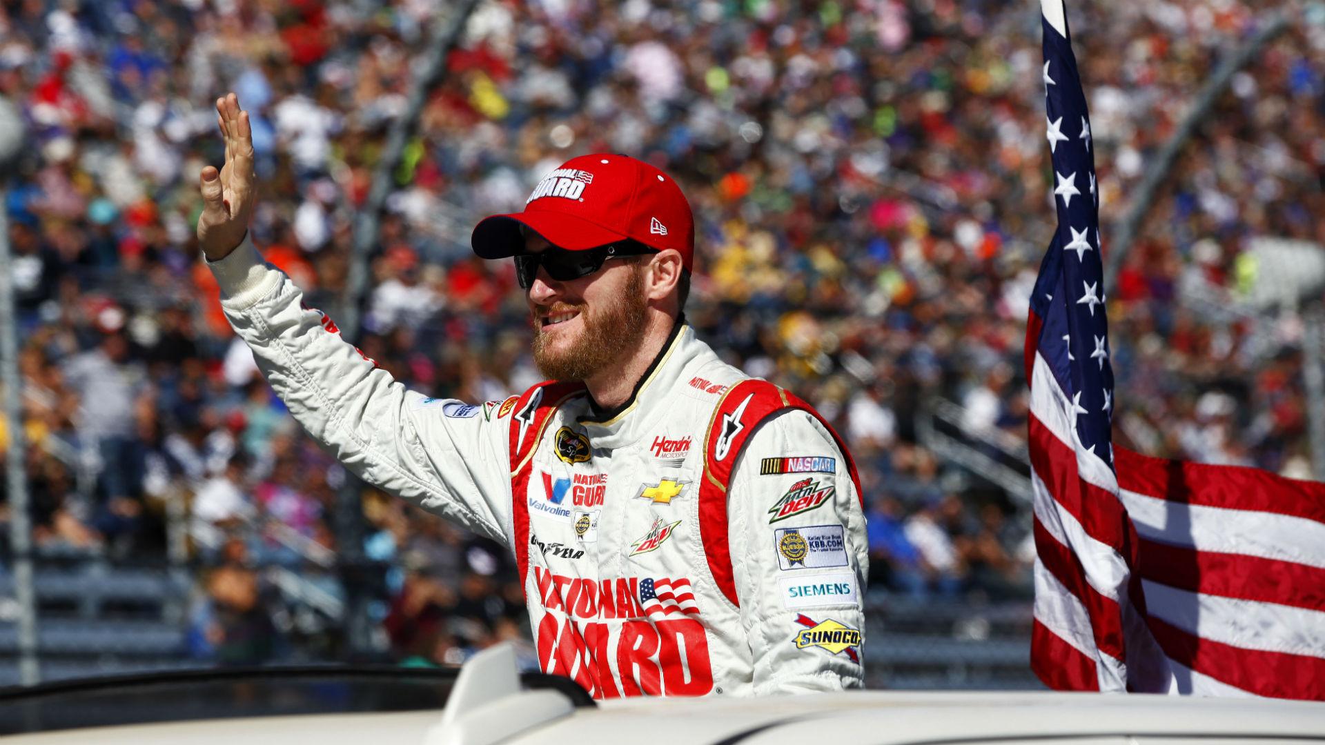 Sprint Unlimited odds – Dale Jr. shares co-favorite status