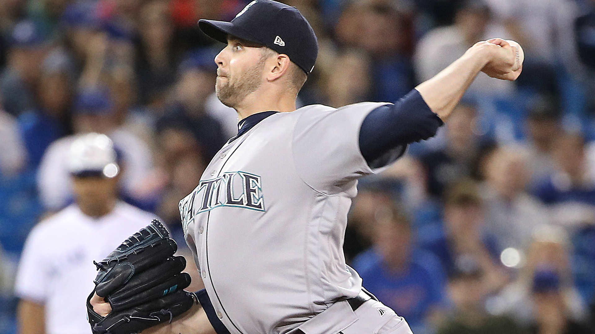 James Paxton's no-hitter confirms he's the ace the Mariners need