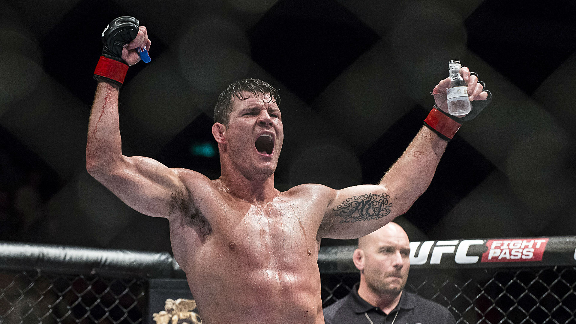 UFC odds and picks – Early money moves Bisping vs. Leites to a pick 'em