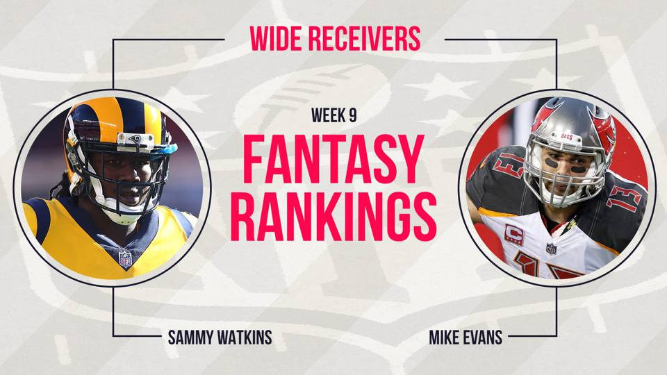 Fantasy-Rankings-WR-Week-9-FTR