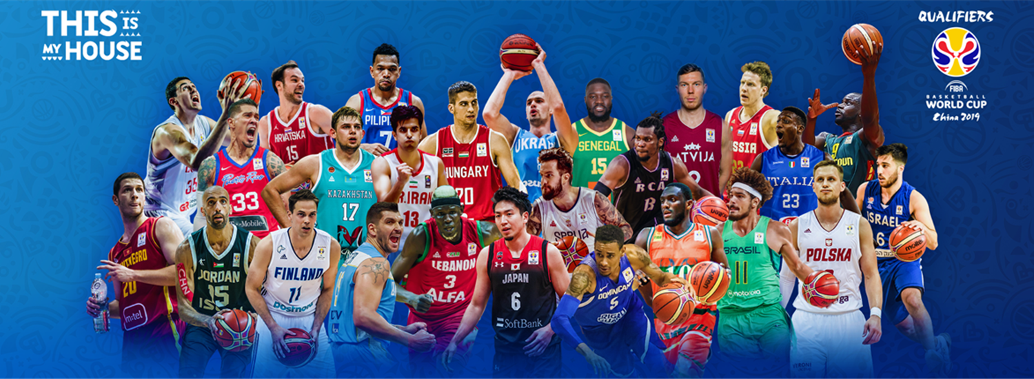 14 FIBA Basketball World Cup spots up for grabs in Final Qualifying Window
