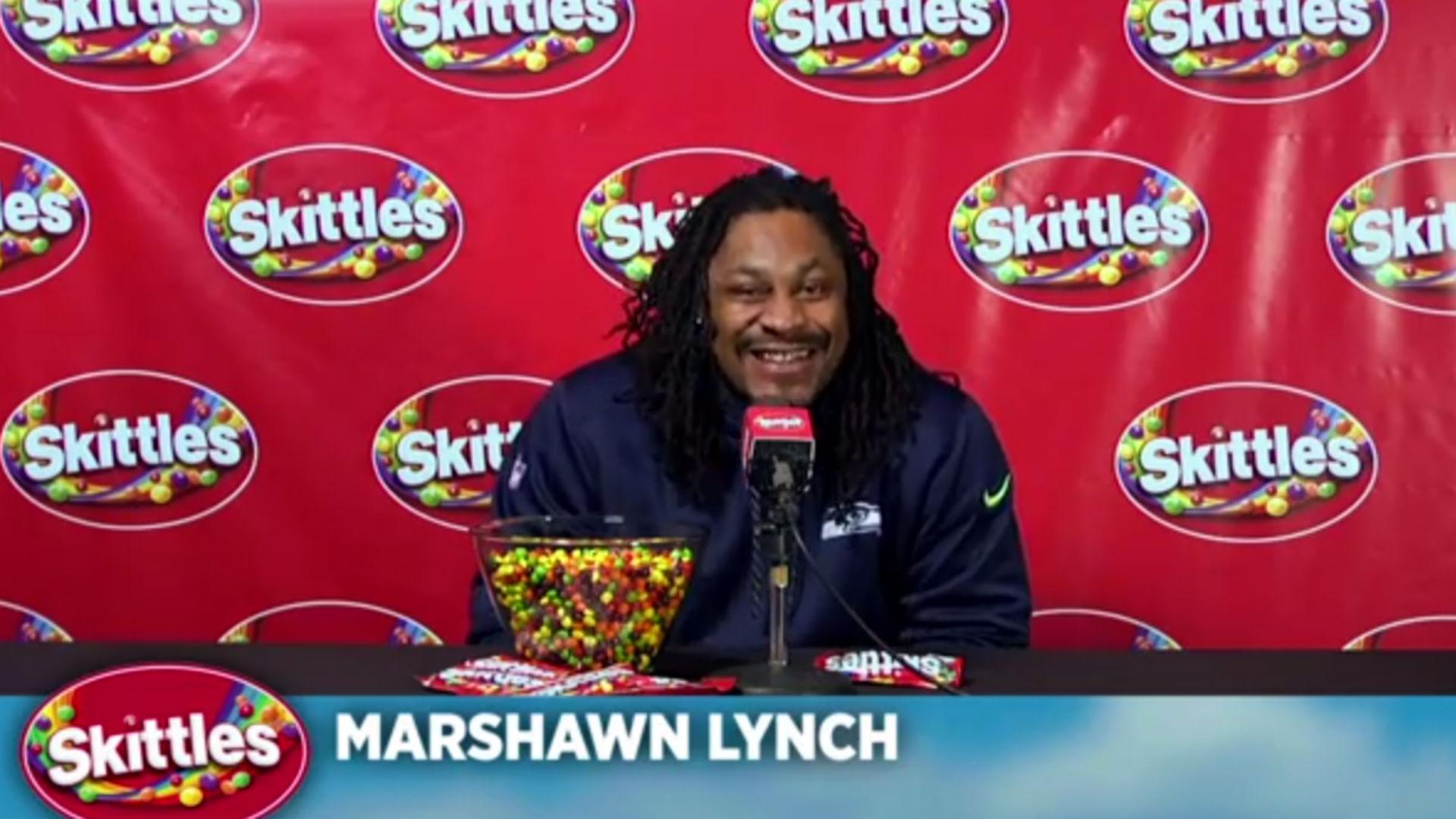 Marshawn Lynch Skittles Wallpaper