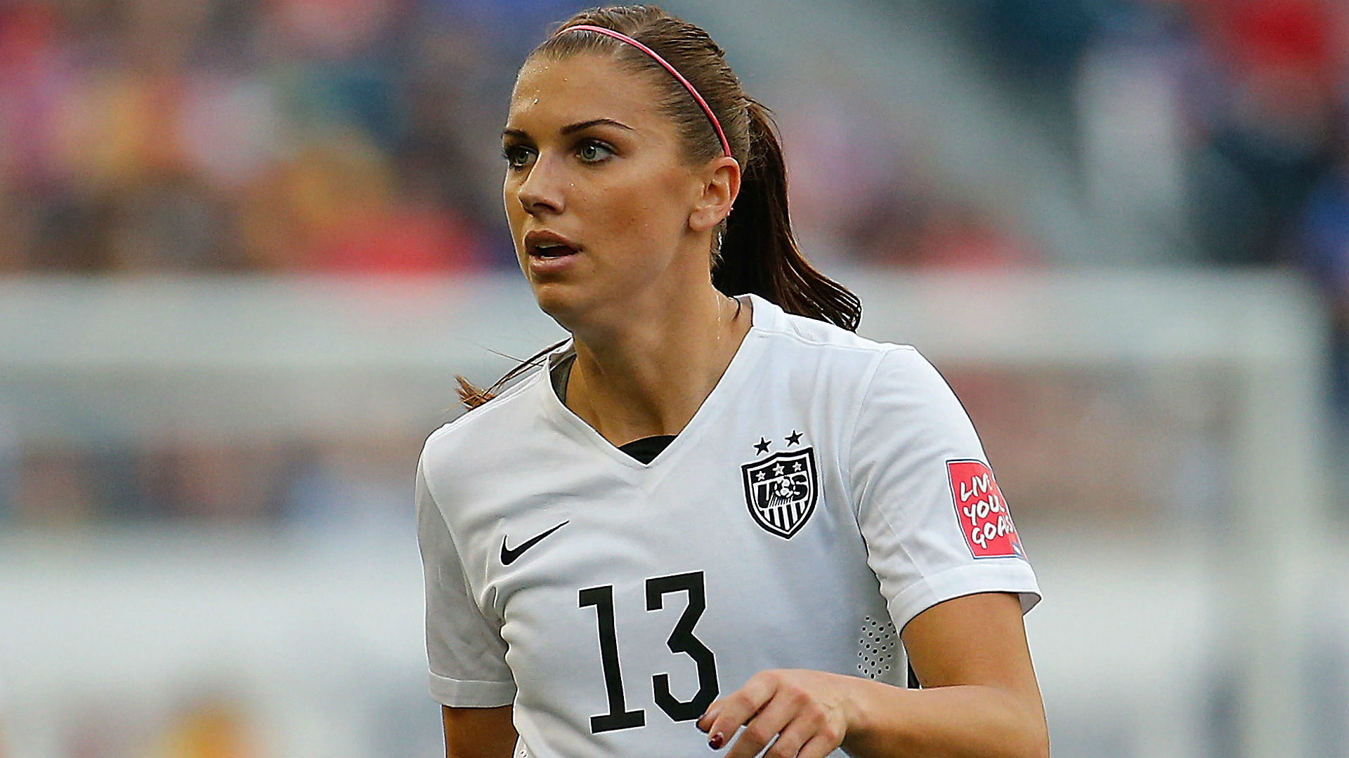 Women's Soccer stars Alex Morgan, Abby Wambach poised to score big on Madison Avenue