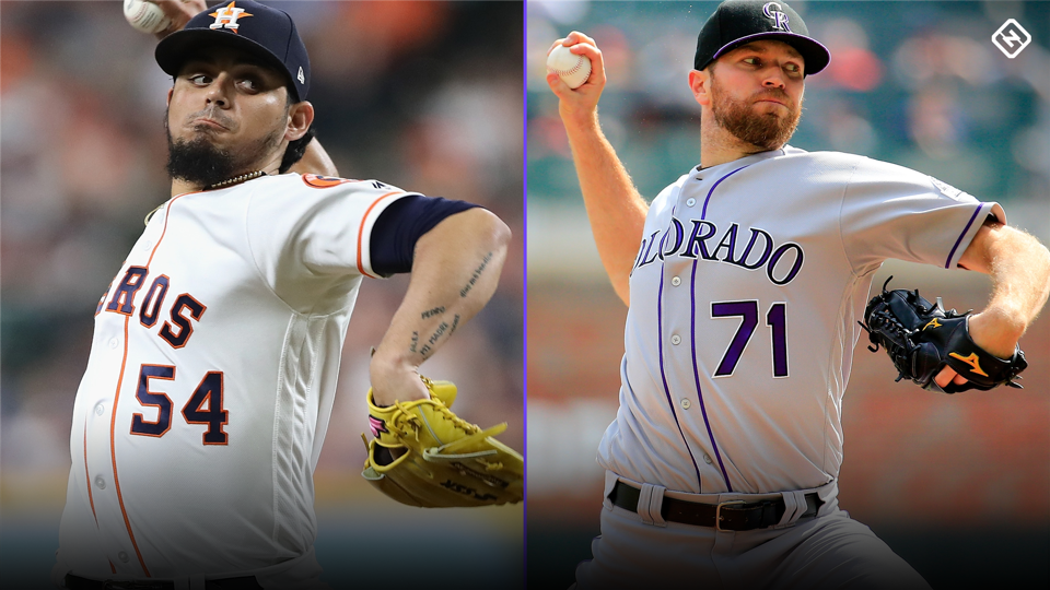 Fantasy Baseball 2019 Find Saves Sleepers With Our Closer Depth Chart Mlb
