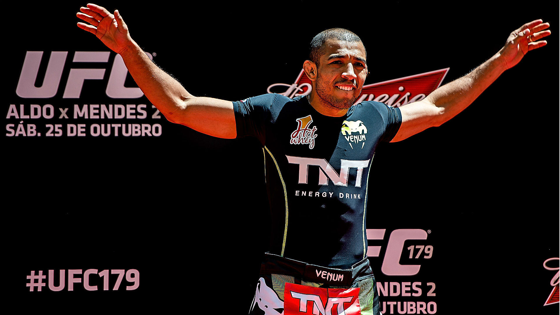 UFC 179 odds and picks – Aldo, Mendes battle in Brazil