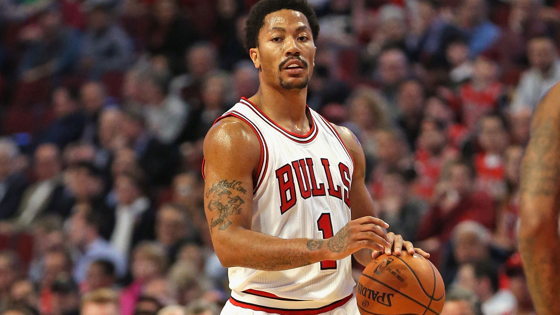 Derrick Rose earns MVP chants from Bulls fans