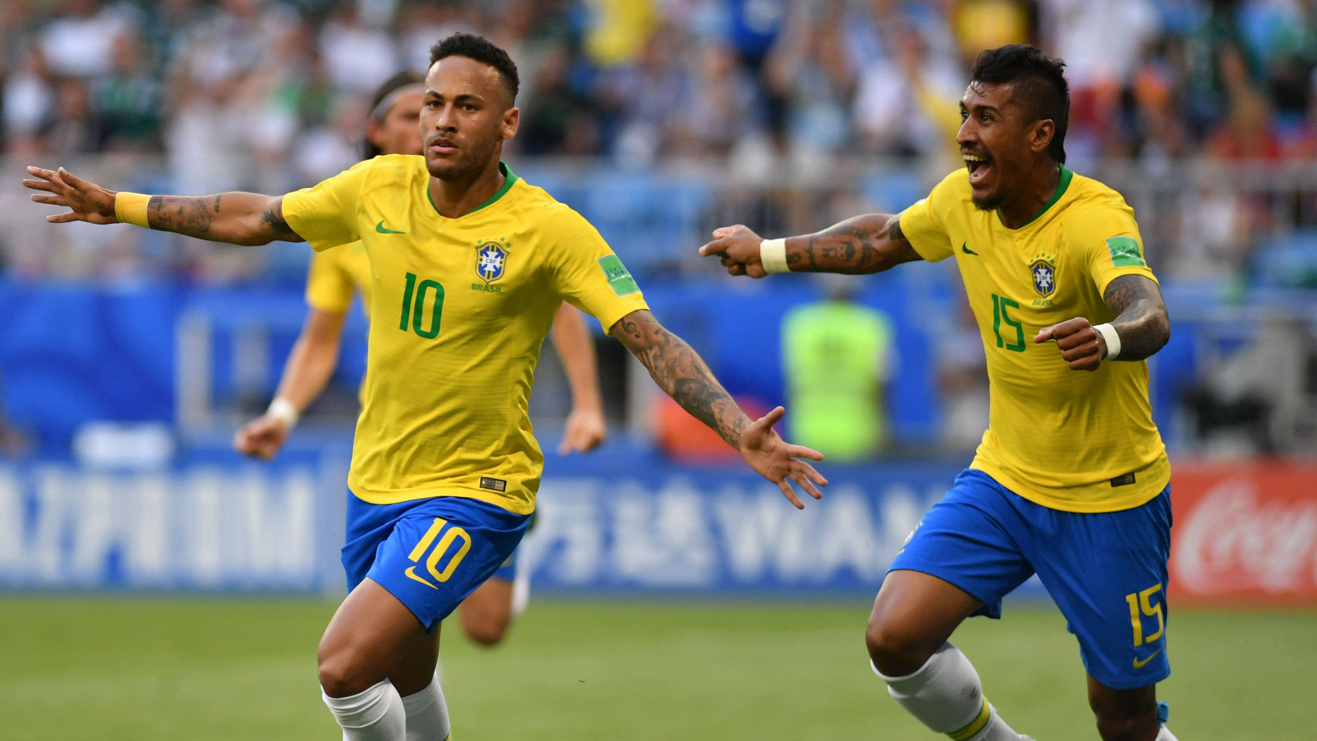 Brazil vs. Mexico score: World Cup highlights from Round ...