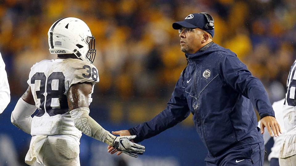 James Franklin s  Super Bowl  philosophy perfect for Penn State-Ohio State e34916bab