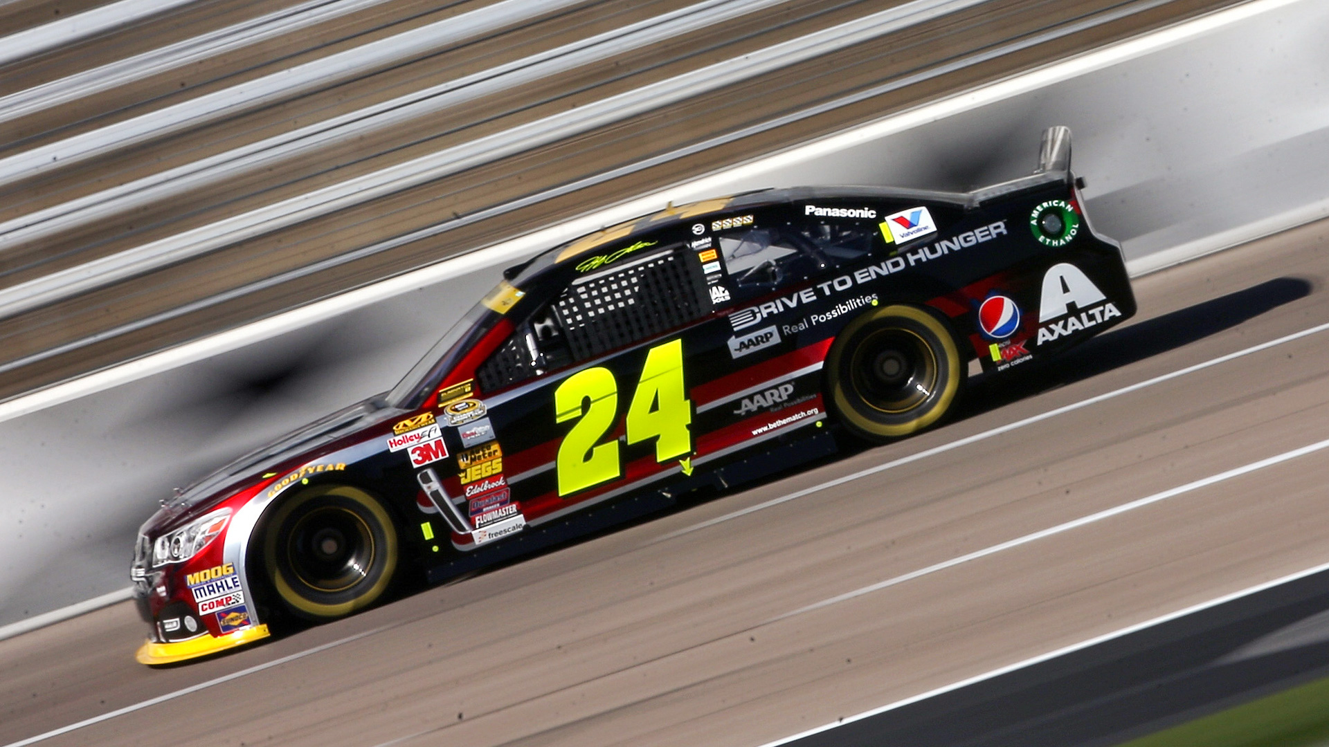 Variety of 2015 NASCAR Sprint Cup odds offered in Vegas
