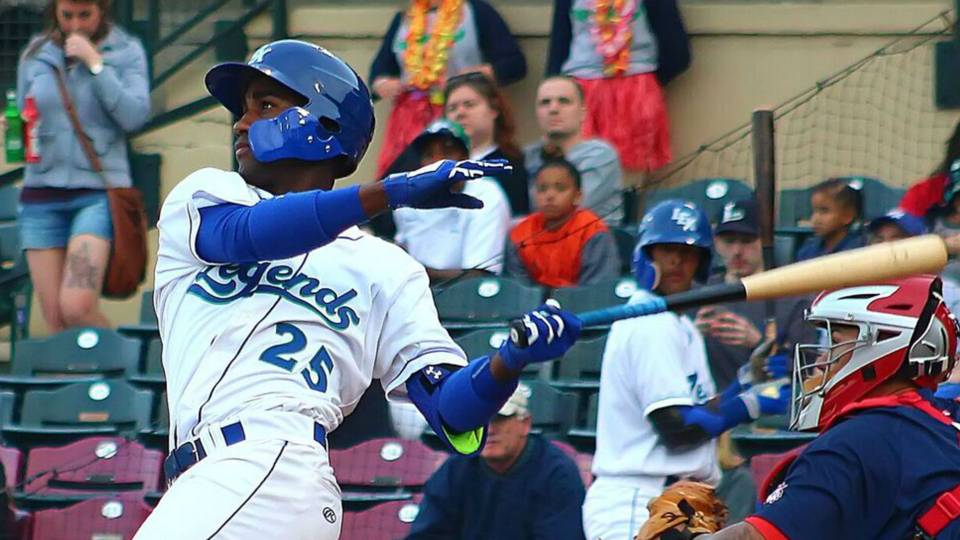 Meet Seuly Matias, the Royals prospect who's putting up Mike Trout stats
