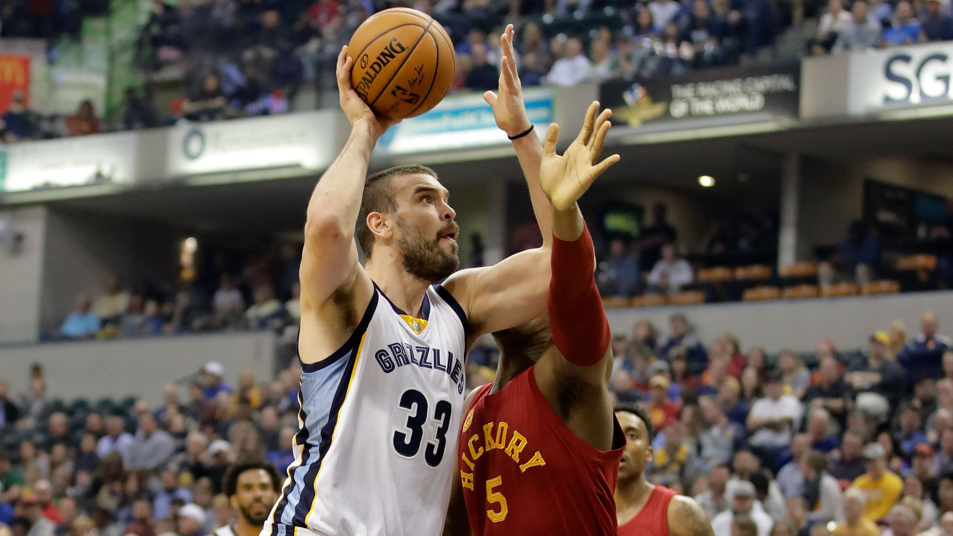 Marc Gasol Emerging As Possible Trade Target For Celtics