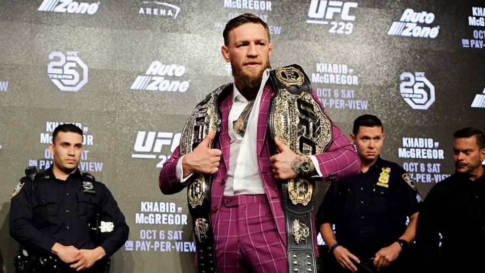 UFC 229: Conor McGregor facing possible punishment for his role in melee