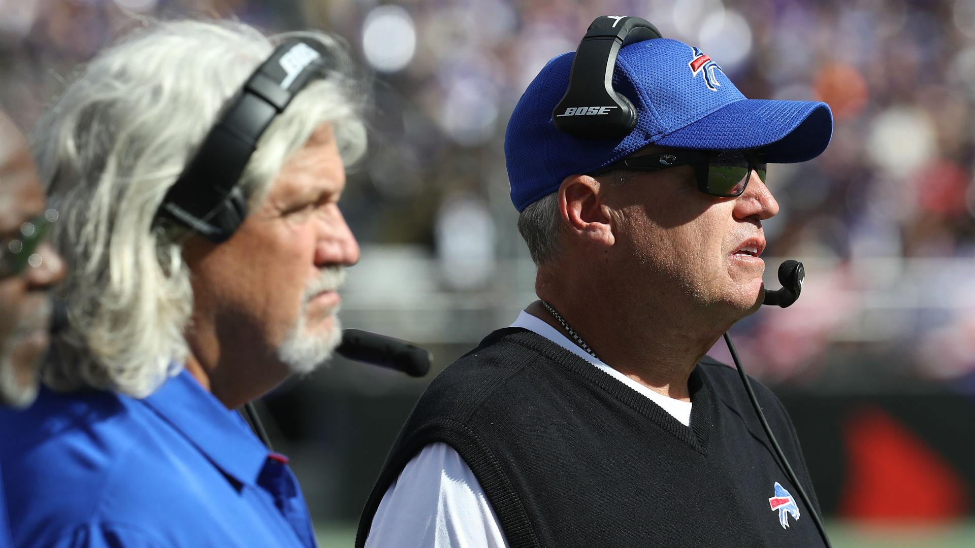 New video shows lead-up to bar fight involving Rex and Rob Ryan