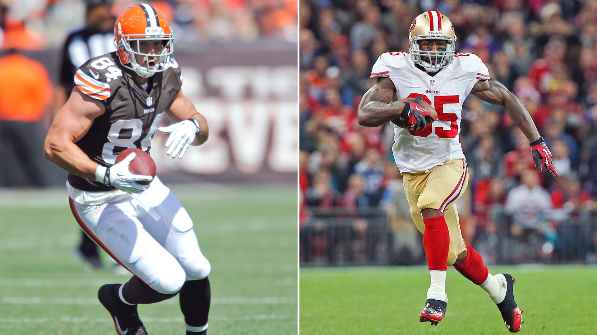 The Decider: Vernon Davis vs. Jordan Cameron