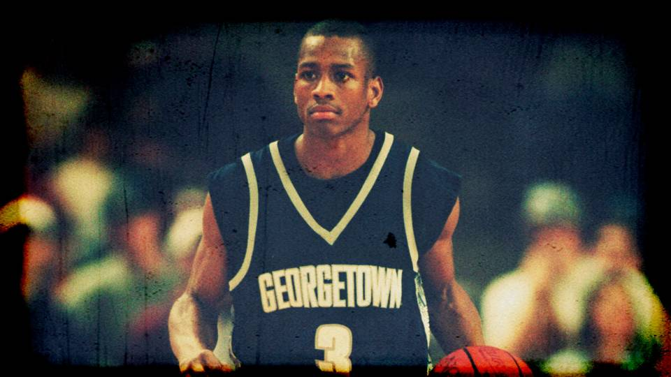 Allen Iverson s first college game was the perfect taste of everything to  come 84230b23c