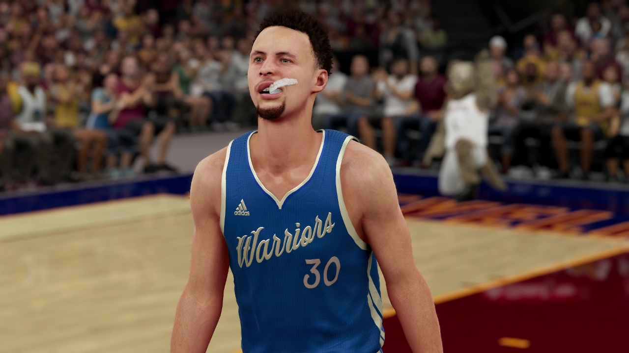 Check out all 30 of the 2015 NBA Christmas jerseys via \'NBA 2K16 ...