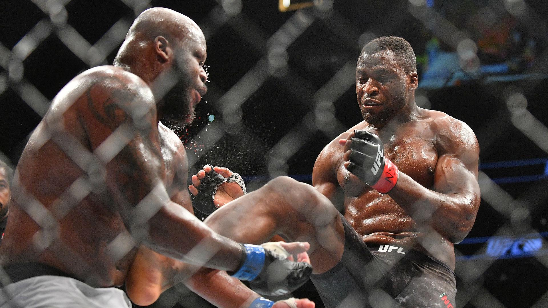 UFC 226: Derrick Lewis wins heavyweight snoozer over Francis Ngannou
