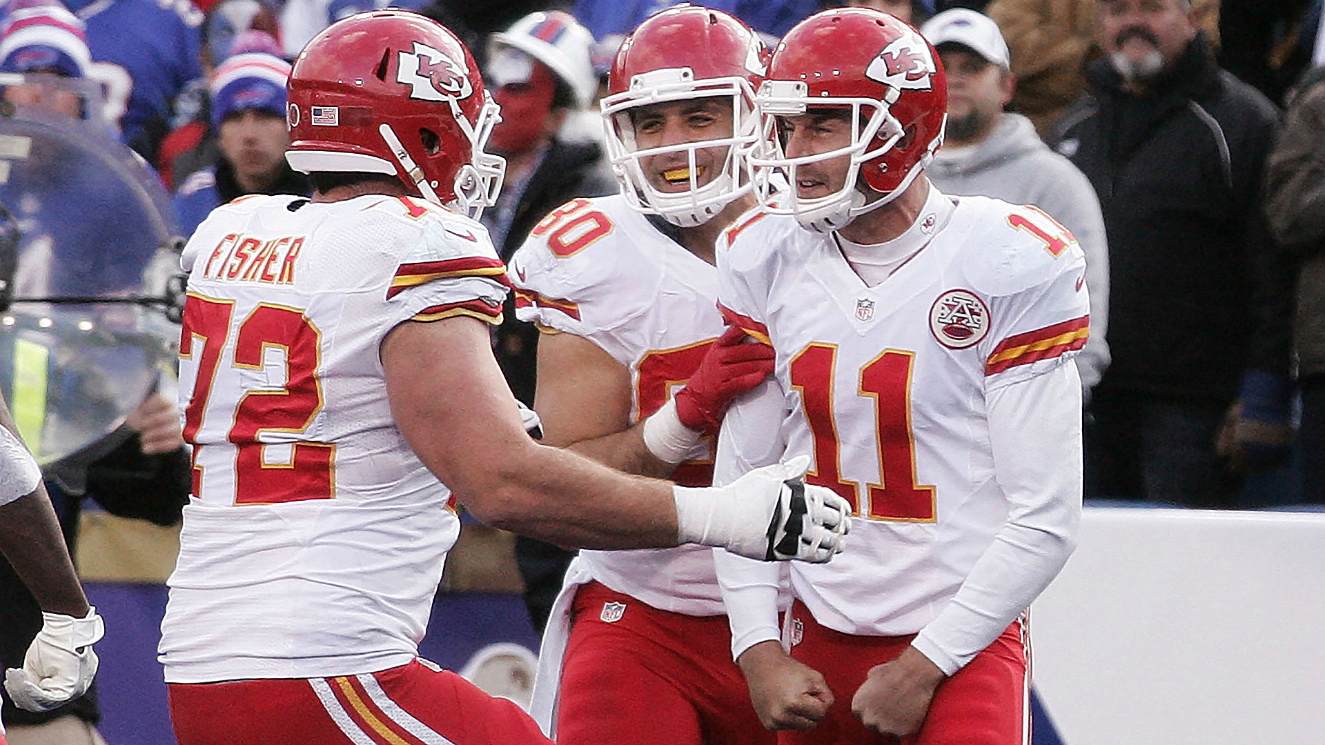 NFL Week 11 opening line report – Chiefs favored over Seahawks