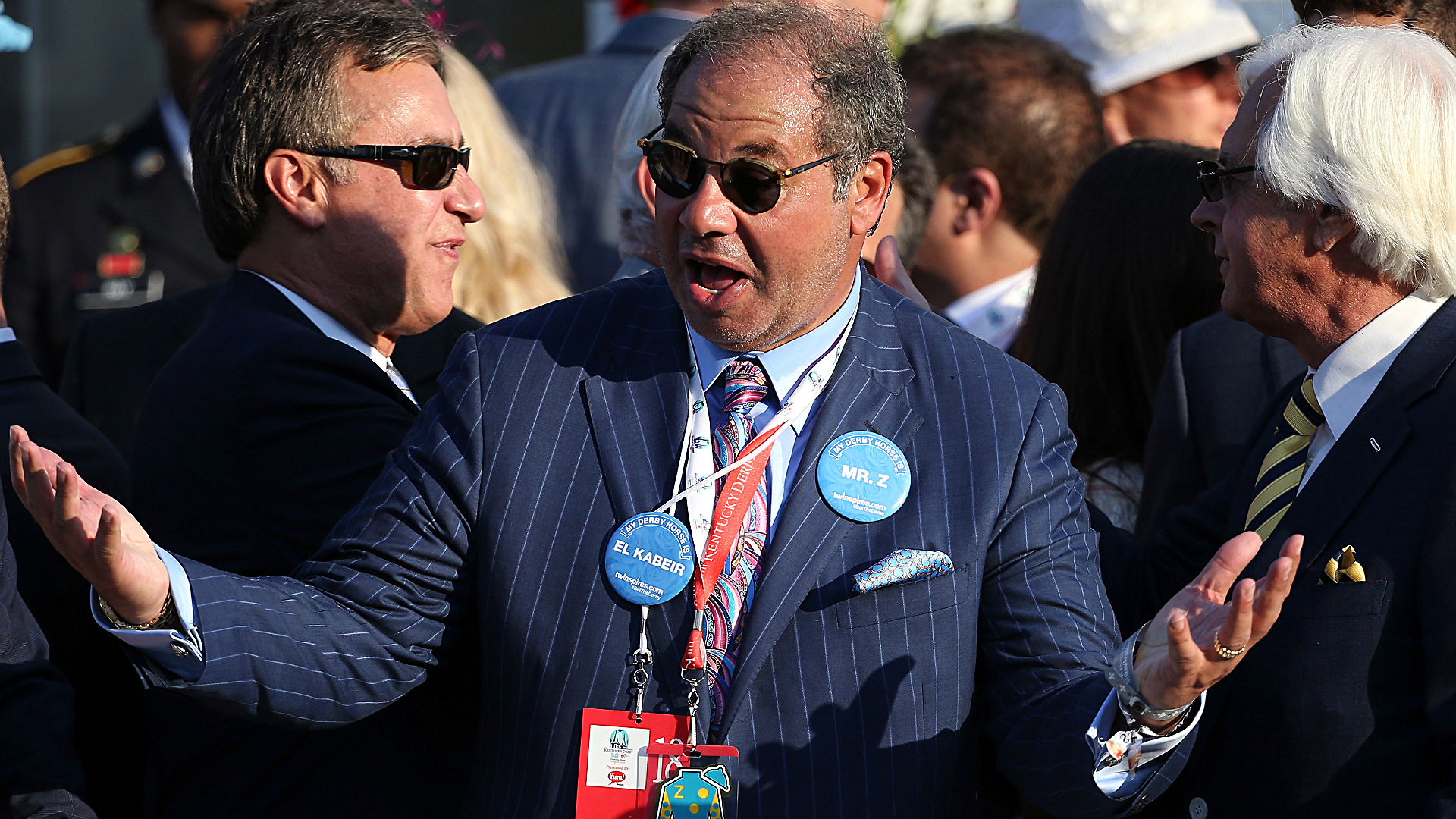 American Pharoah owner ducking $1.65 million gambling debt, accuser says