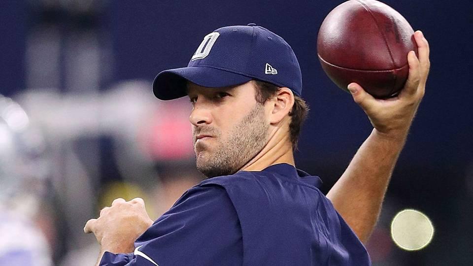 Tony Romo trade rumors...
