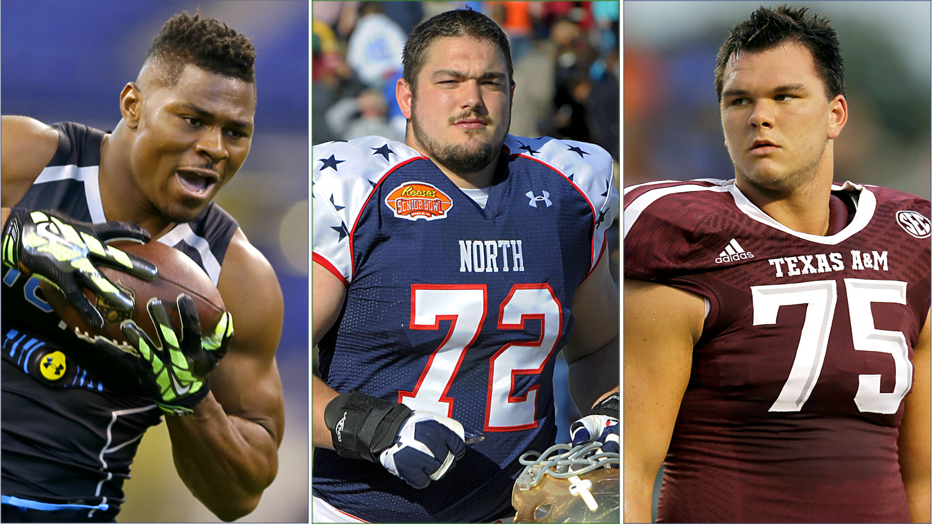 NFL Draft 2014 Five prospects who are May 8 s safest picks