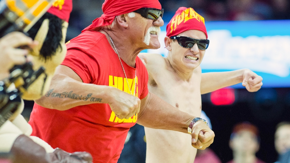 Hulk Hogan Immortalized At Madison Square Garden For Just One Night Other Sports Sporting News
