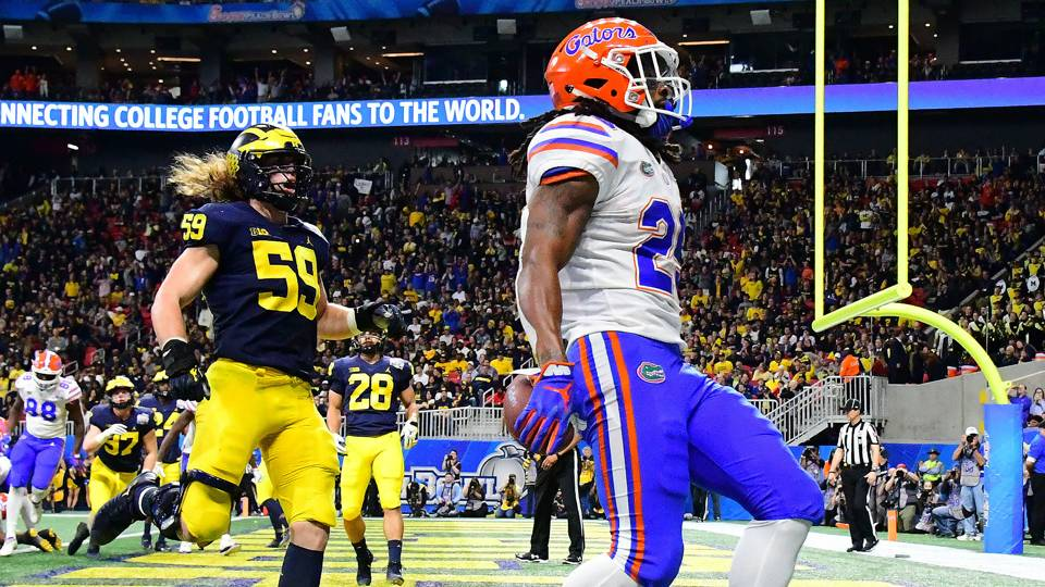 Florida Vs Michigan Results Score Highlights From Florida S