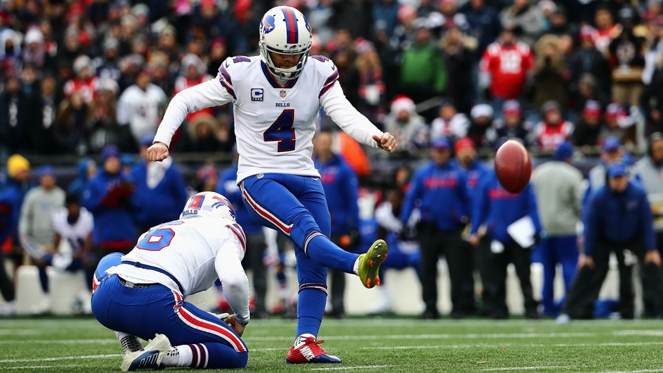 Jets  Henry Anderson defends controversial hit on Bills kicker Steven  Hauschka 77882c20c