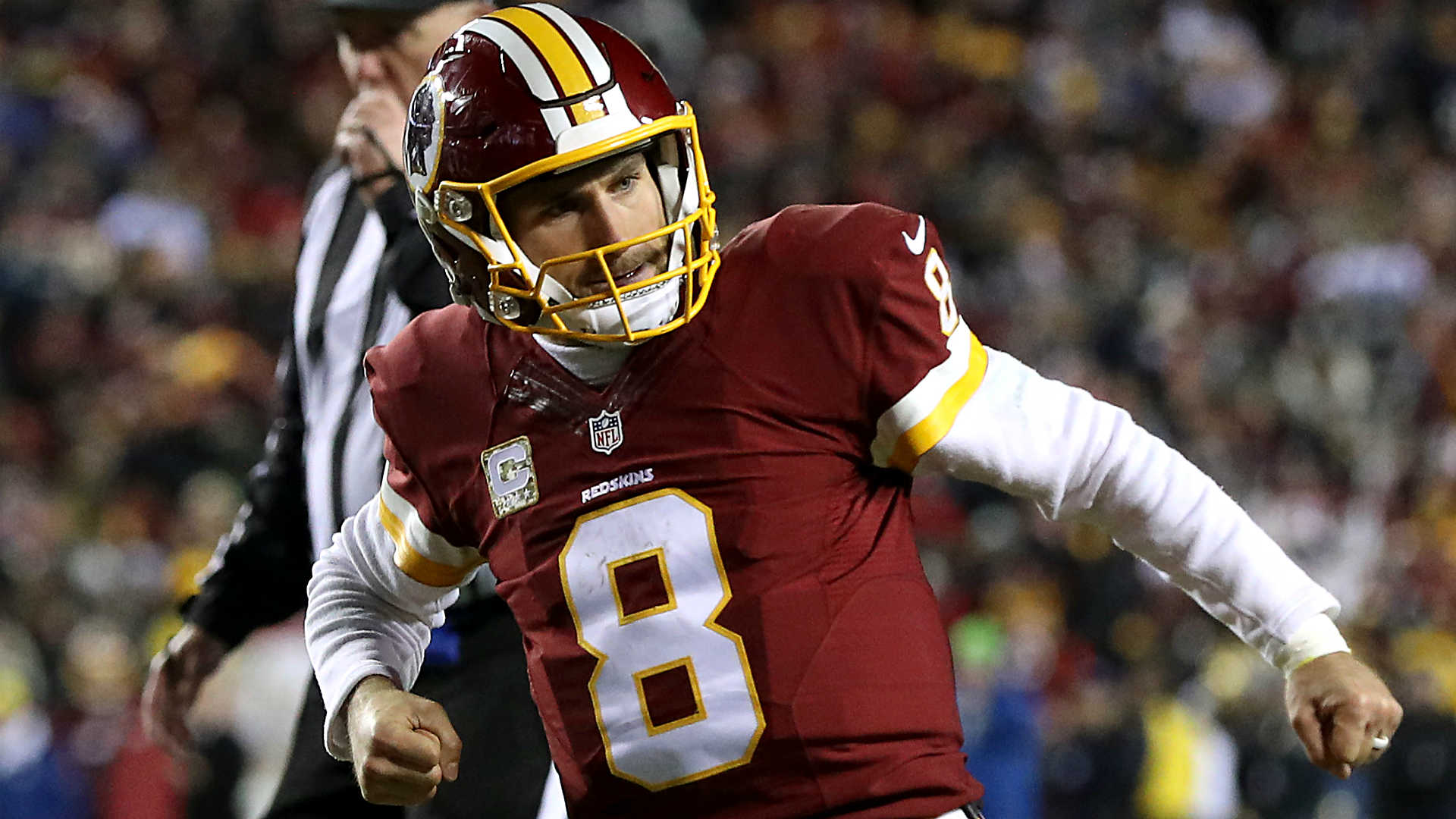 Kirk Cousins' path to Vikings becomes more clear after Alex Smith trade