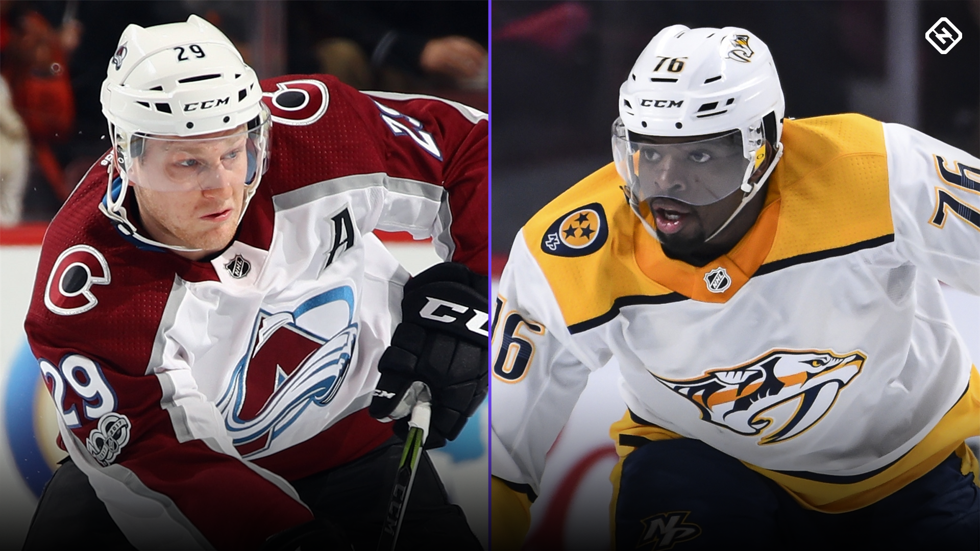 Avalanche vs. Predators first-round playoff schedule announced