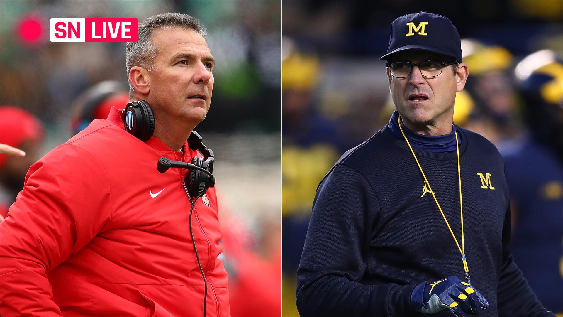 Michigan vs. Ohio State results: Buckeyes dominate Jim Harbaugh, Wolverines again