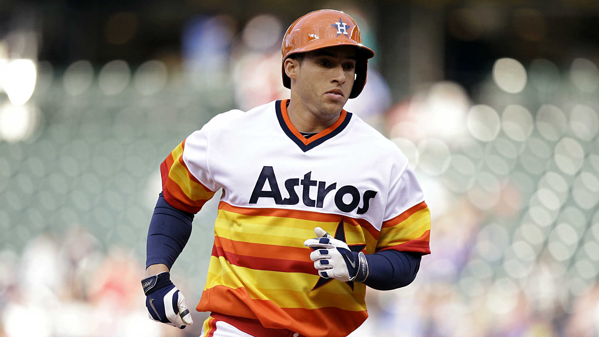 Hitter Rankings: Astros' Springer moves up fast