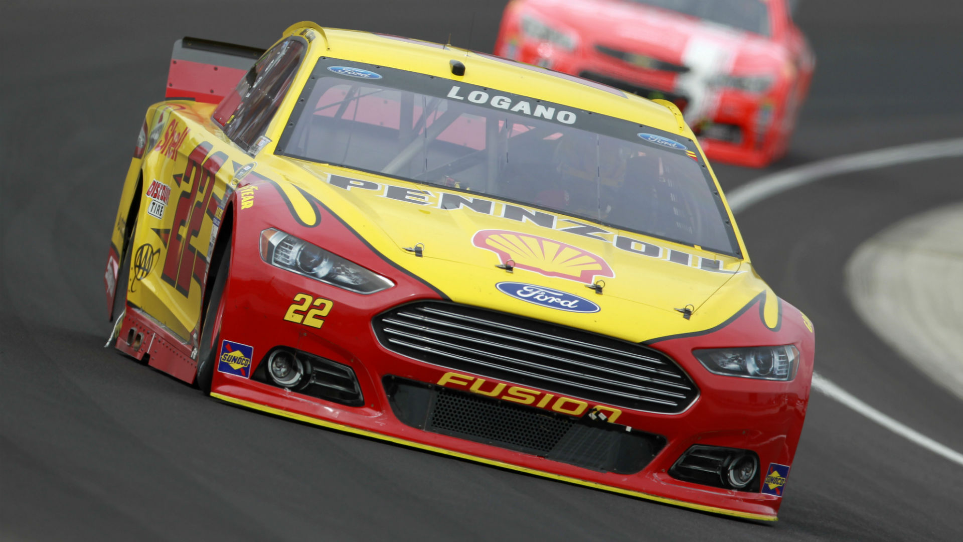More heartache for Joey Logano