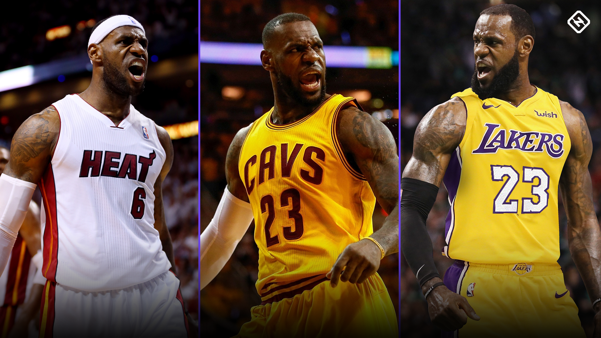 Each Stop In Lebron James Career Has Added New Element To His