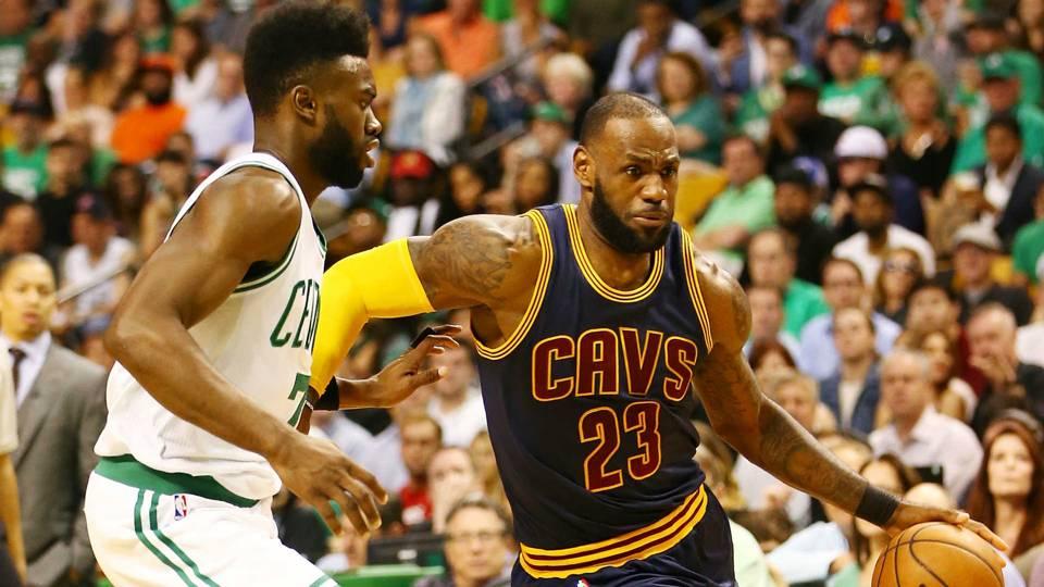 NBA playoffs 2017: Cavaliers somehow beat Celtics worse second time around | NBA | Sporting News