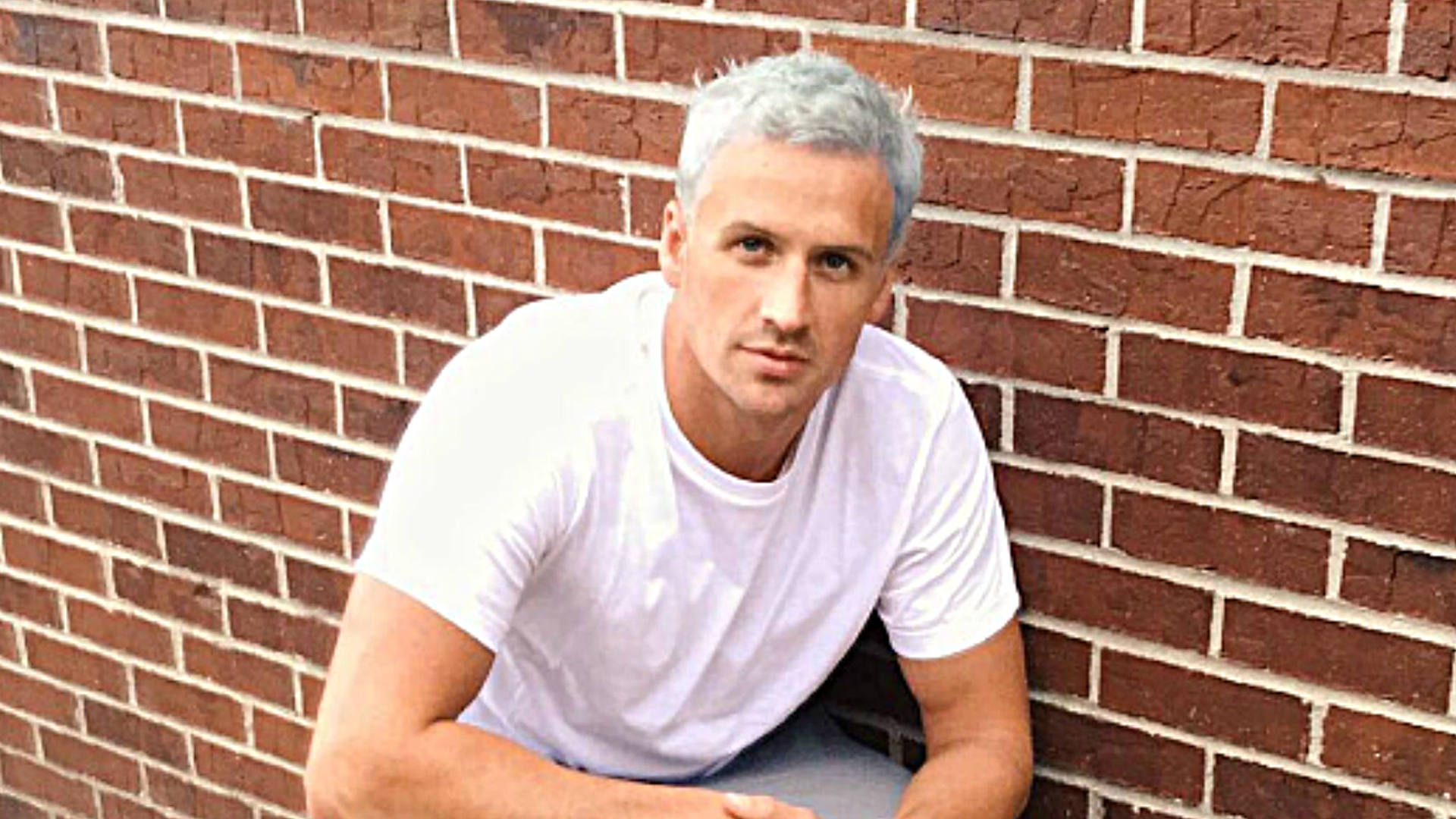 Rio Olympics 2016 Ryan Lochte Sporting Radically Different Hairstyle For