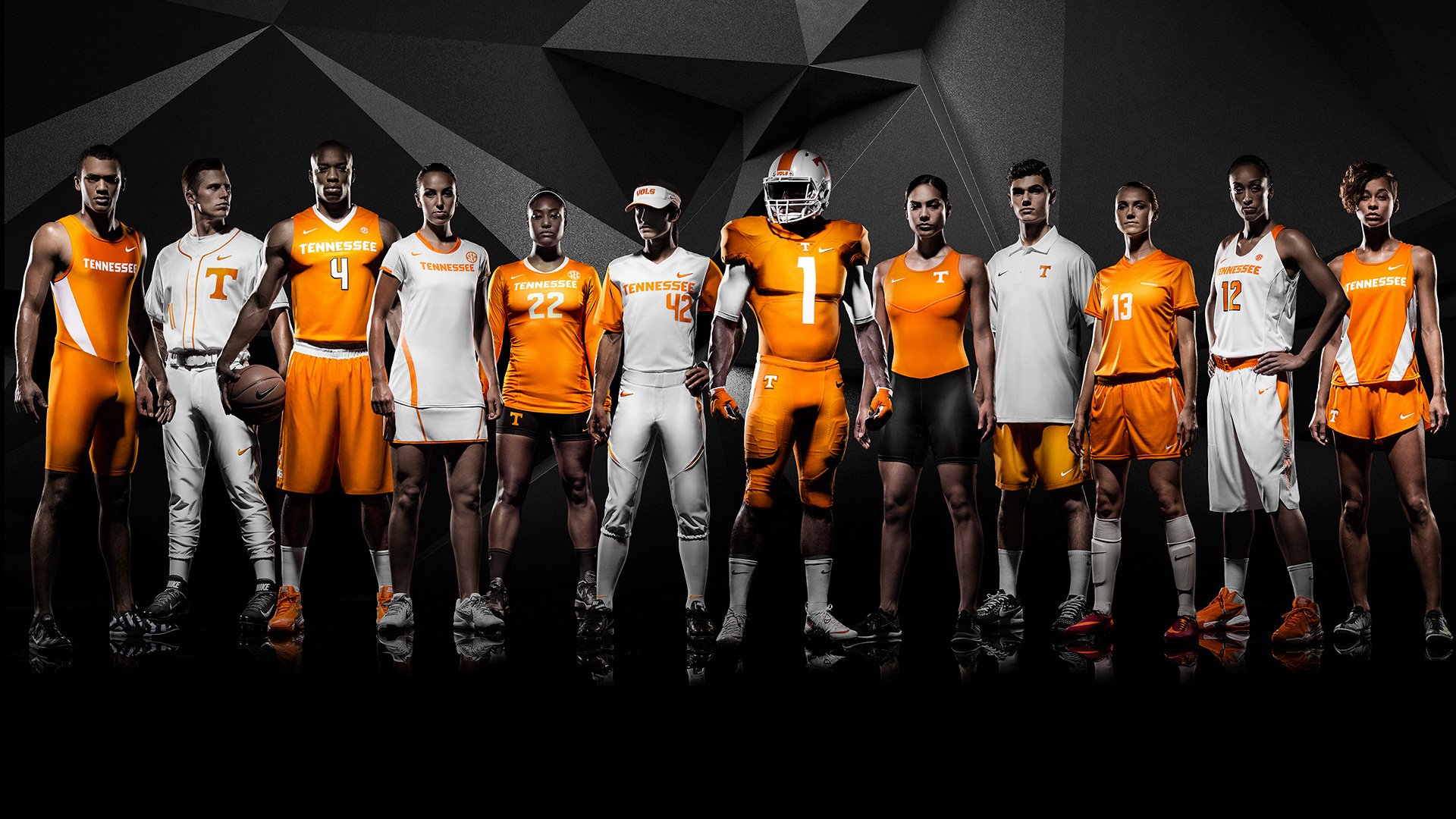Kentucky Basketball And Football Getting New Uniforms: Nike Reveals Tennessee's New Football And Basketball