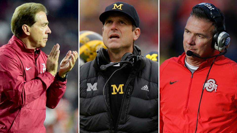 Saban-Harbaugh-Urban-011816-getty-ftr