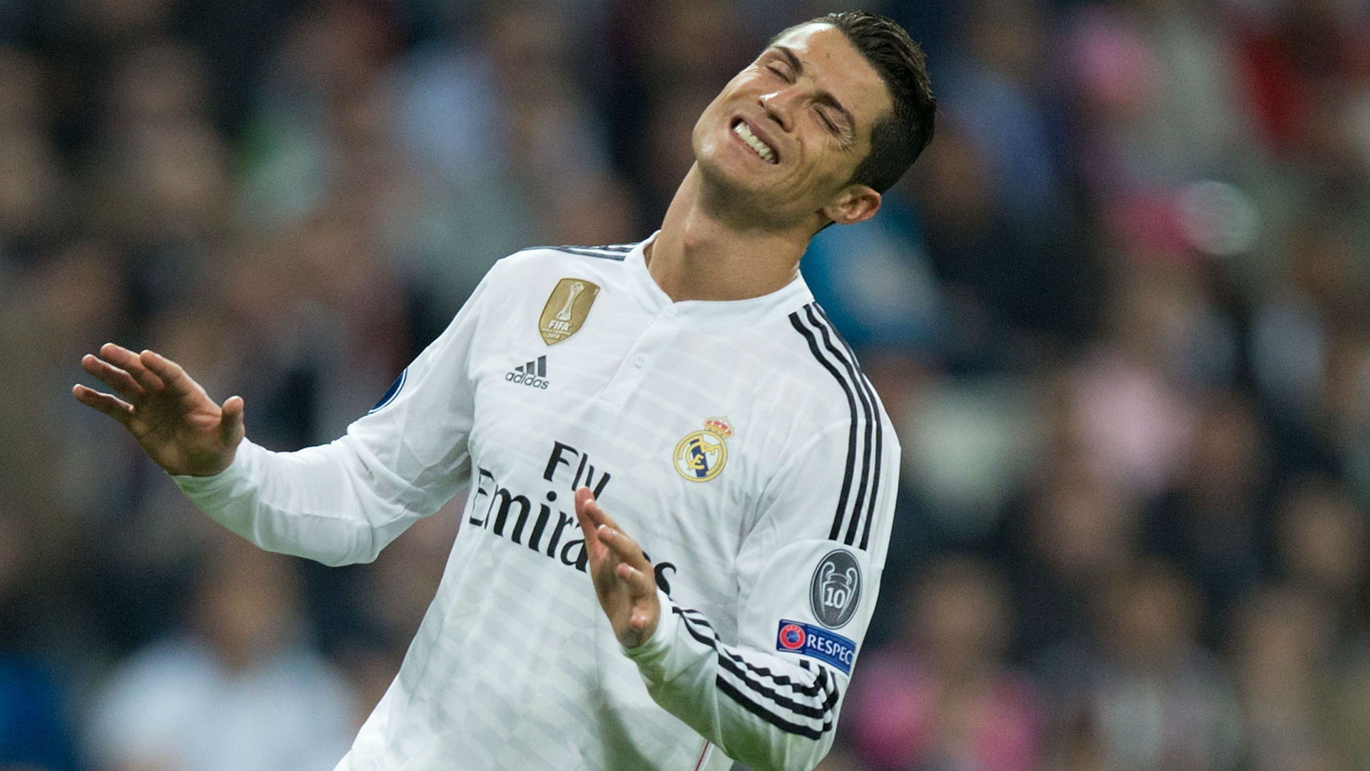 Real Madrid Star, Ronaldo Reveals Number Of Children He Wants To Have