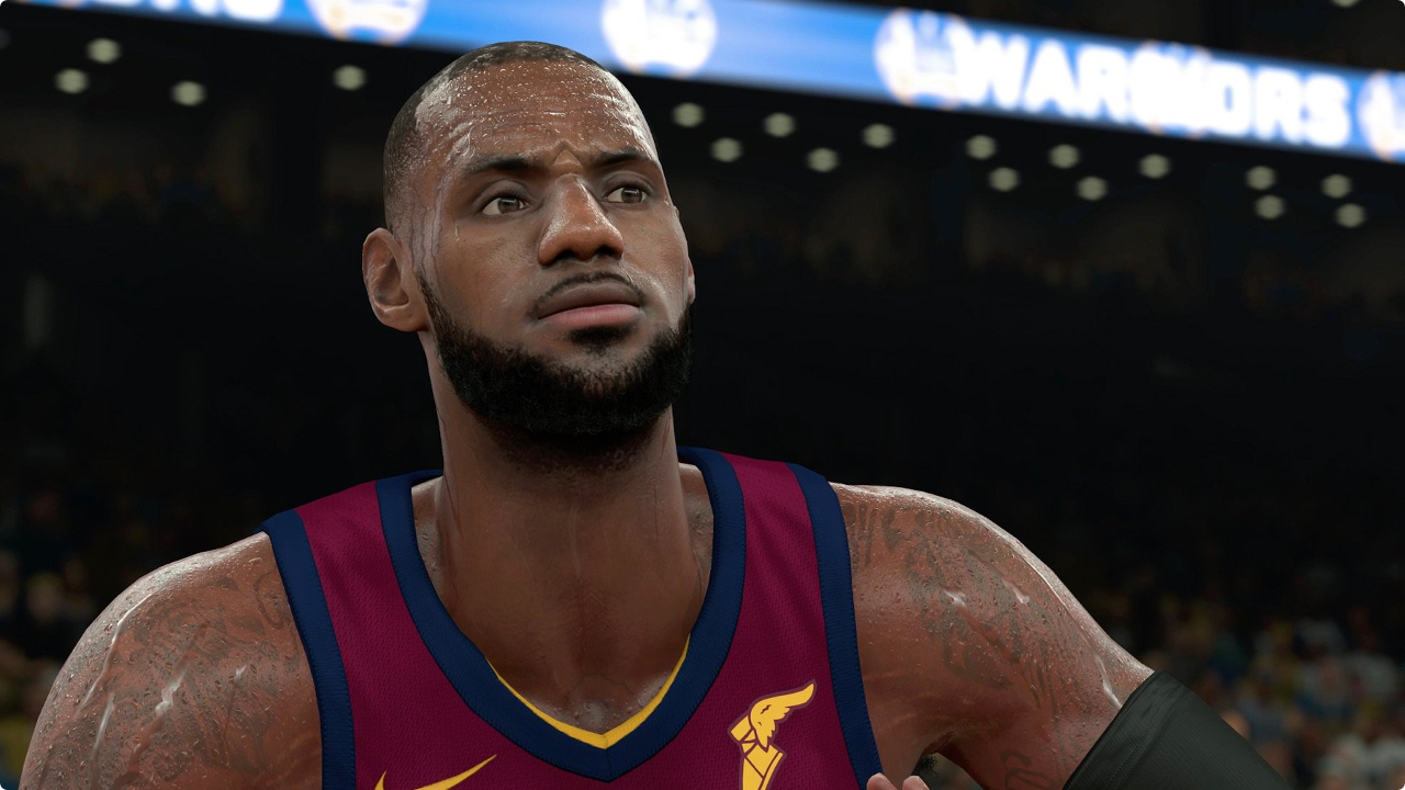 Check Out NBA 2K18's First Gameplay Trailer