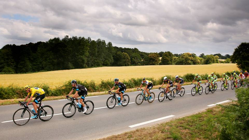 Tour De France 2016 Tv Schedule Stages Teams Jerseys Past