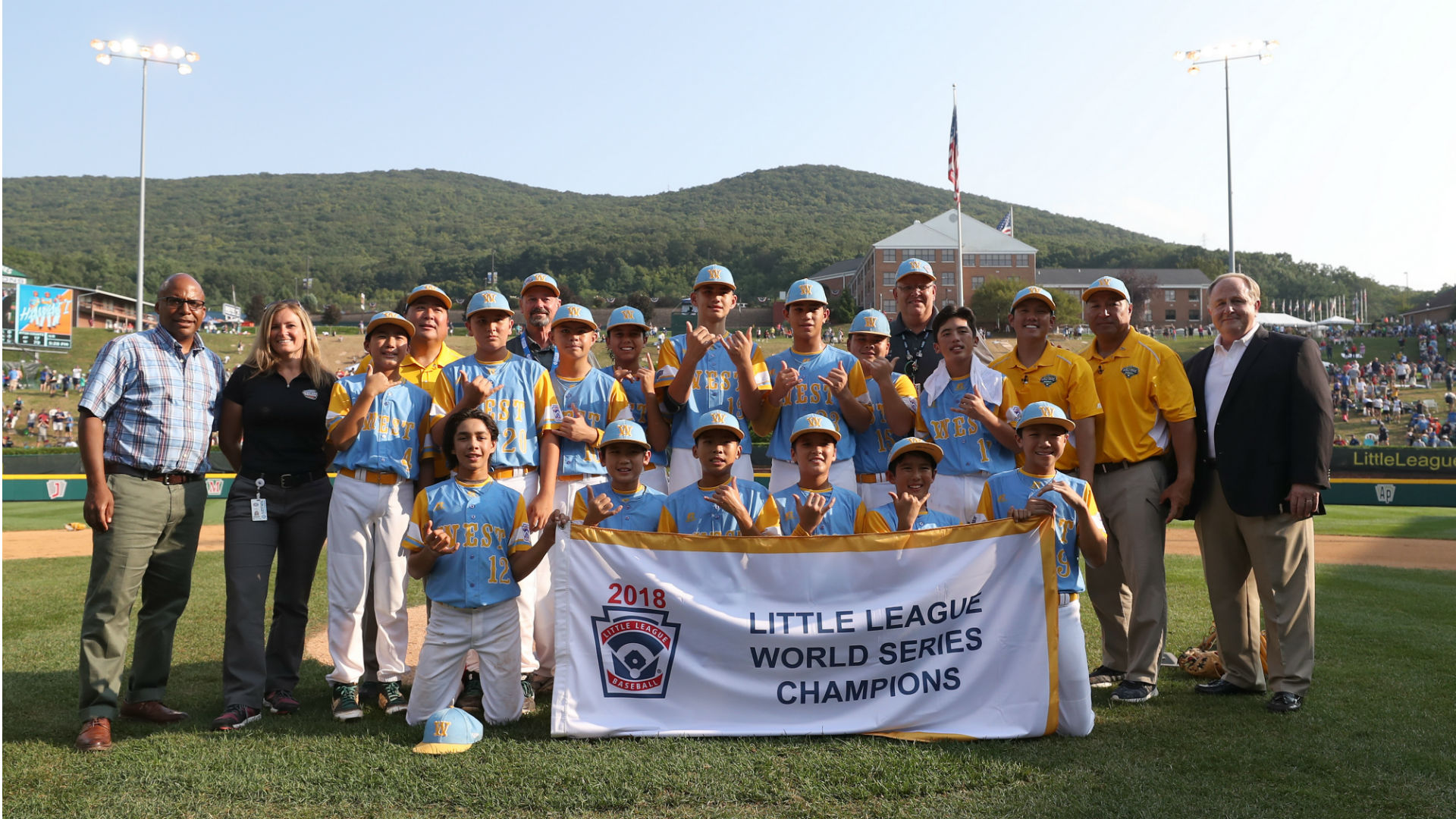Little League World Series 2018 Hawaii On Top After 3 0