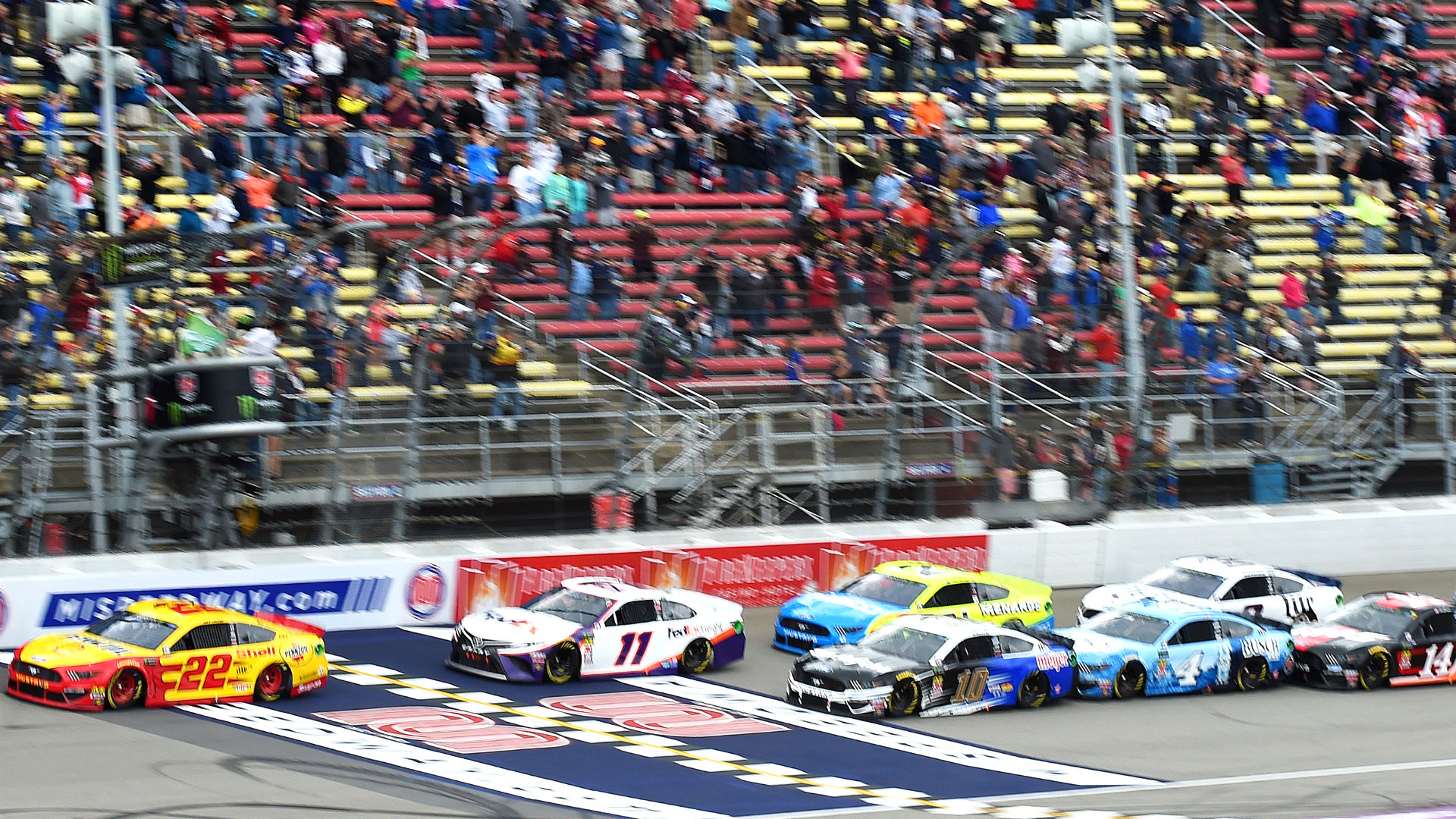 What channel is NASCAR on today? Time, TV schedule for Michigan race