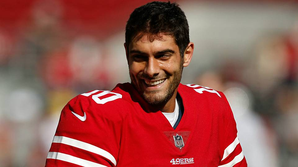 JimmyGaroppolo-Getty-FTR-111717.jpg