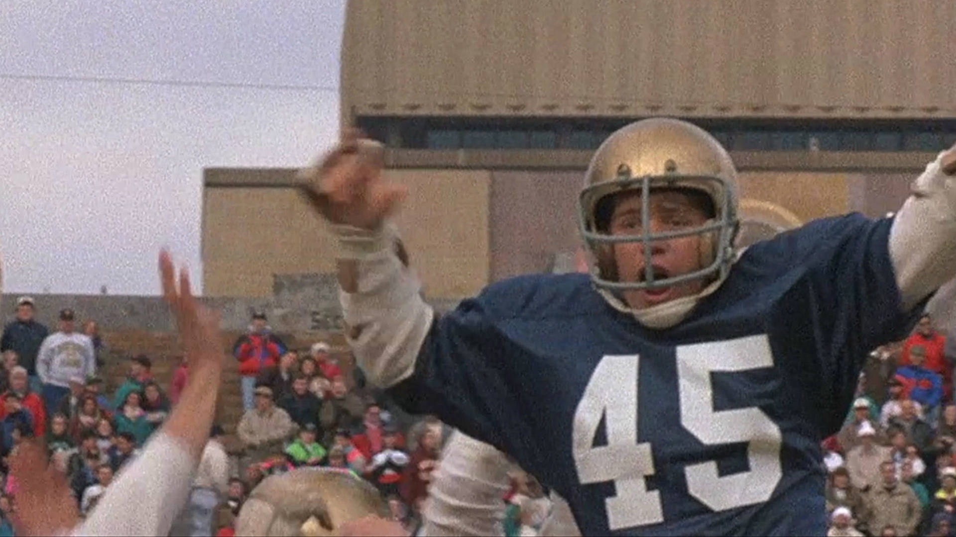 Why you should hate 'Rudy,' the real worst sports movie ...