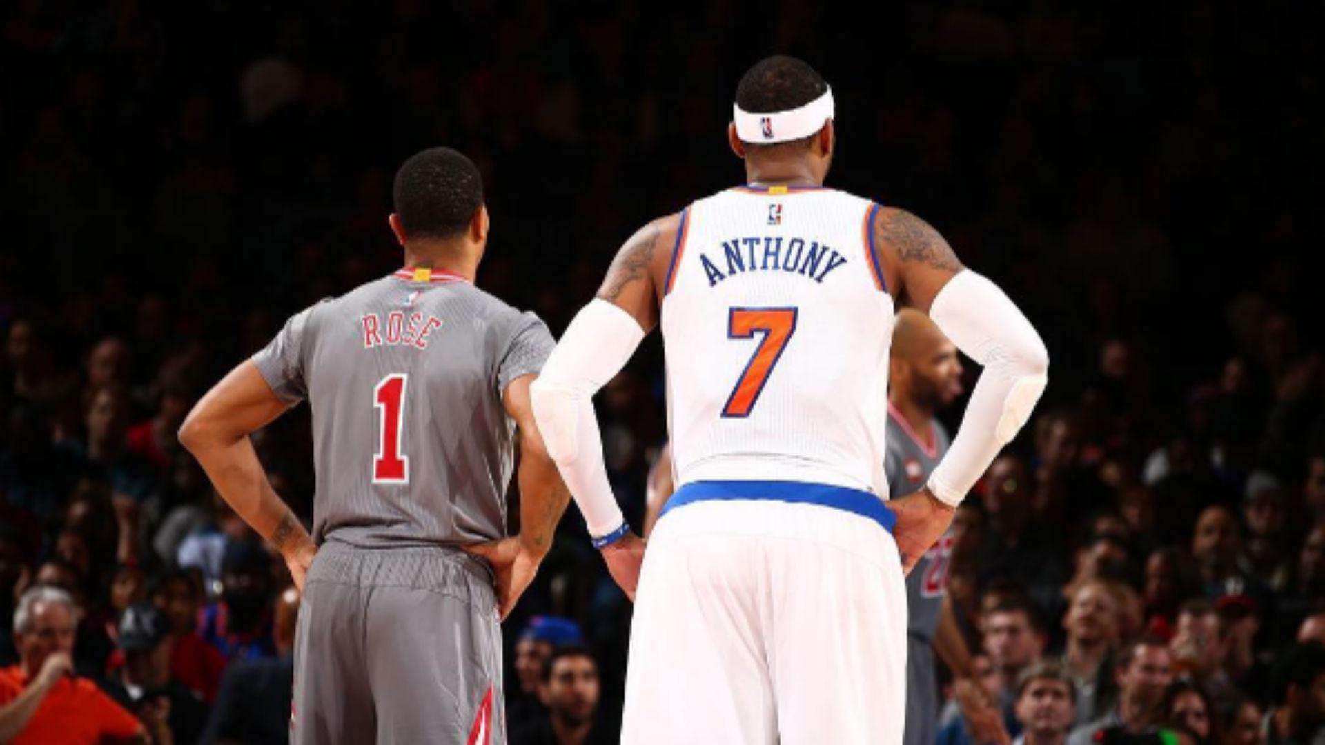 Knicks troll bulls with video announcing derrick rose - Derrick rose wallpaper knicks ...