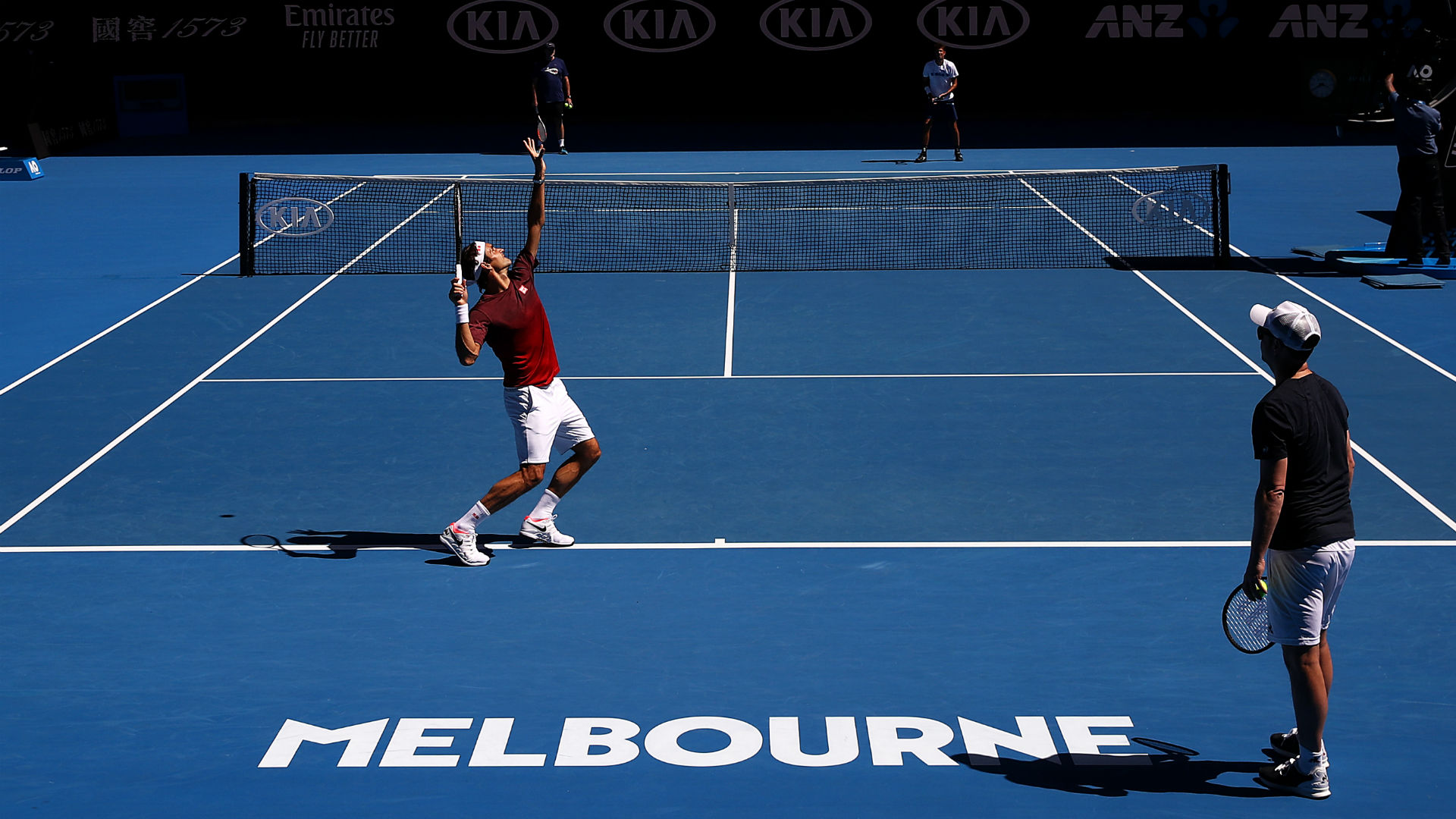 Australian Open 2019: Live results, scores from quarterfinals at tennis' first Grand Slam