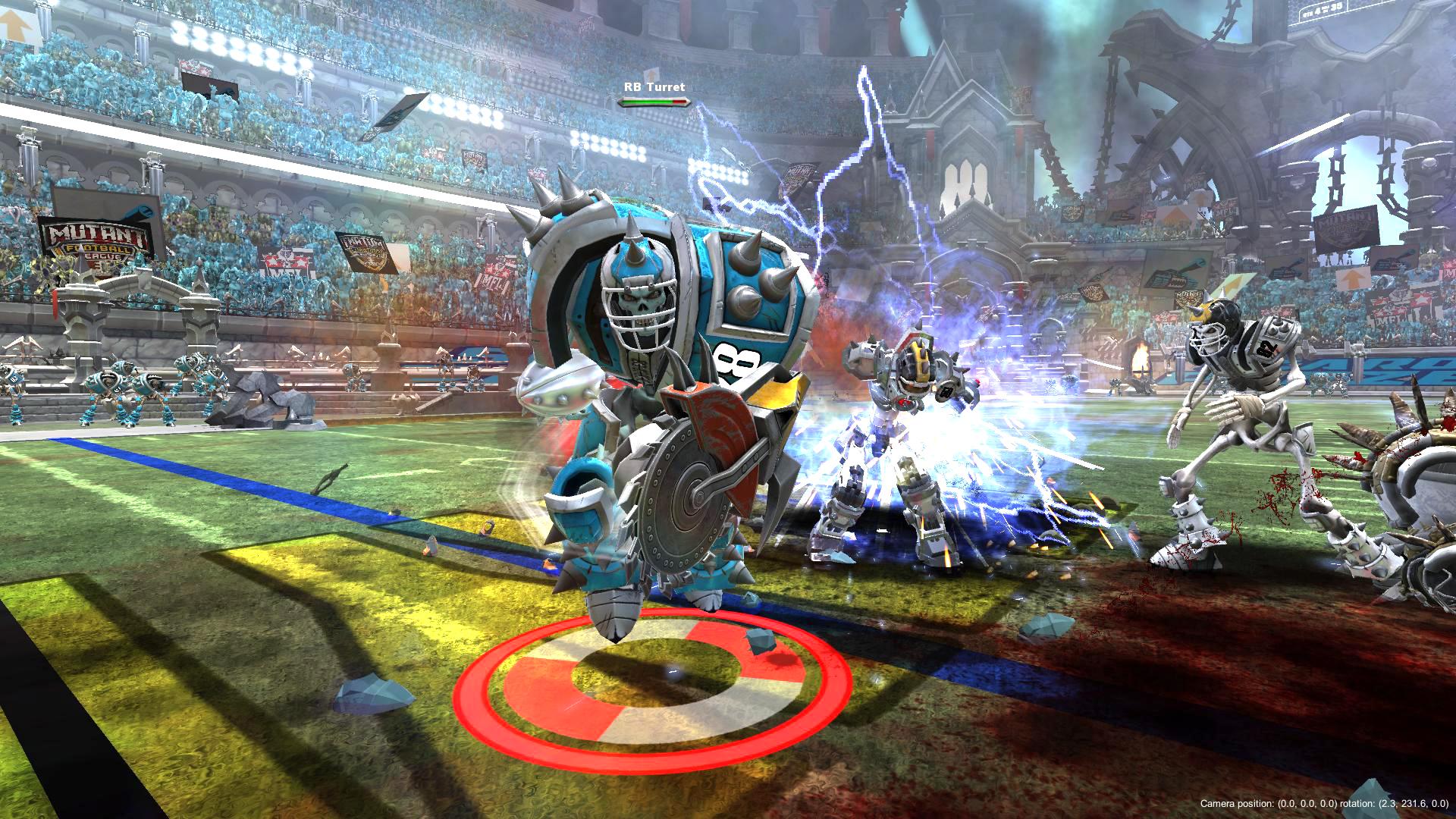 Výsledek obrázku pro mutant football league