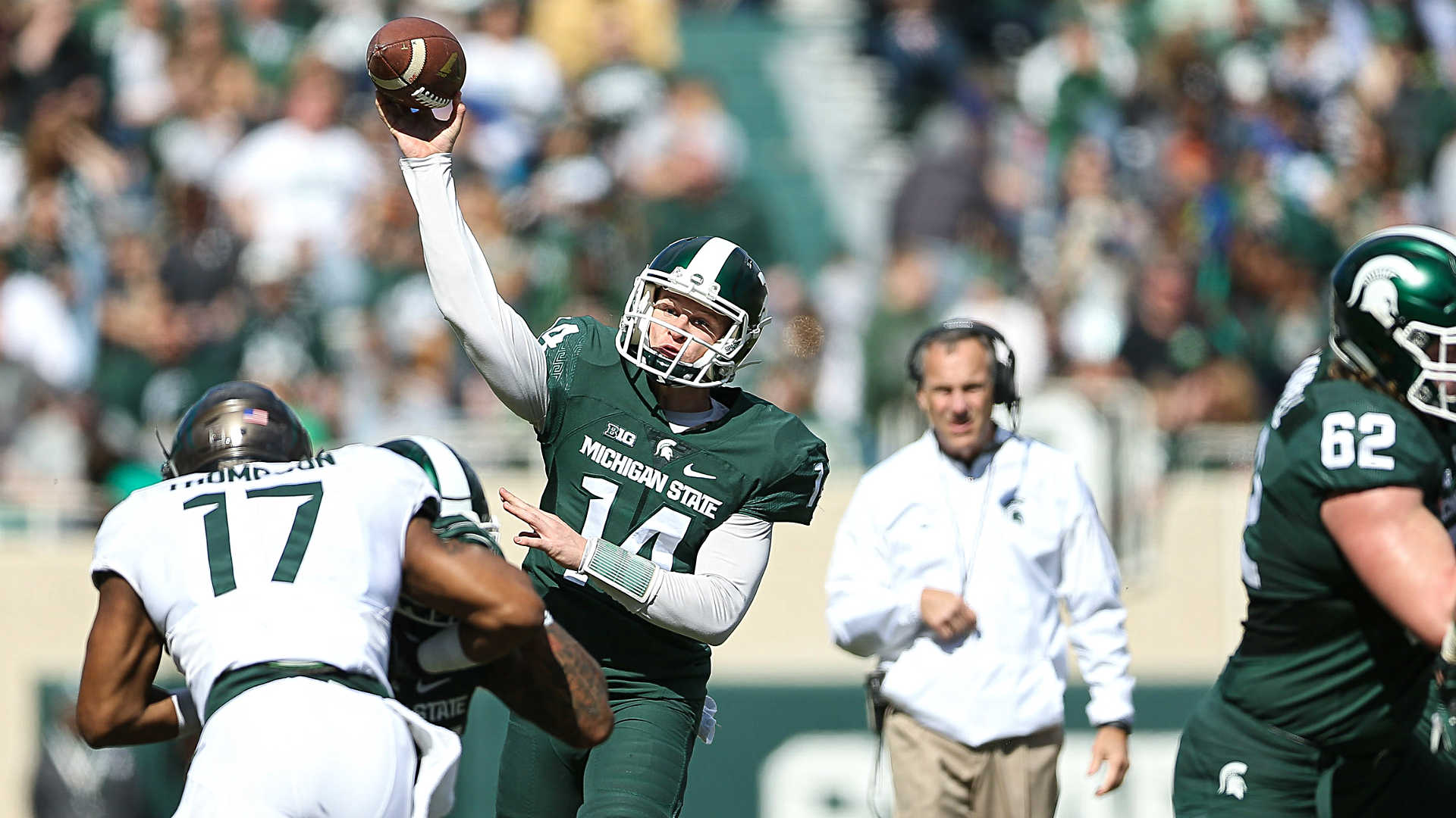 Brian Lewerke needs to be 'the guy' who leads Michigan ...
