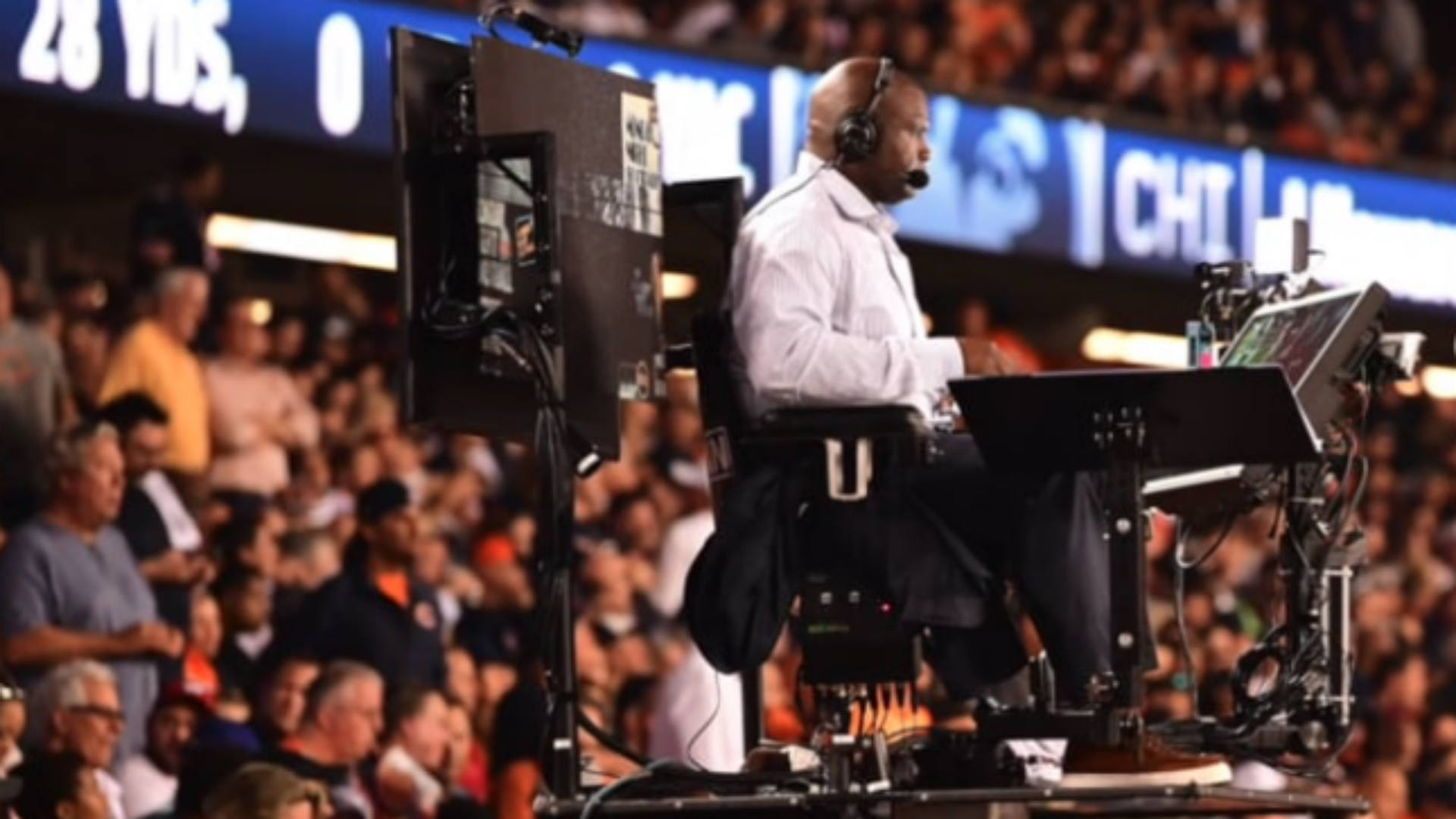 ESPN's 'BoogerMobile' won't return to 'Monday Night Football,' sources say